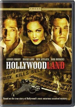 Киноафиша Голливудлэнд (Hollywoodland)