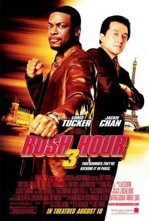 Обложка к фильму Час-пик 3 (Rush Hour 3)