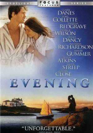 Обложка к фильму Вечер (Evening)