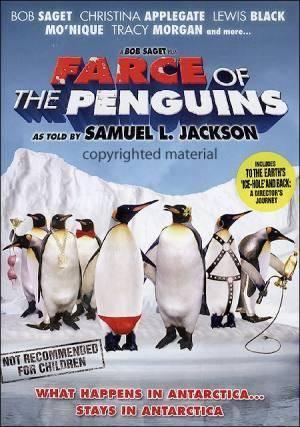 Обложка к фильму Фарс пингвинов (Farce of the Penguins)