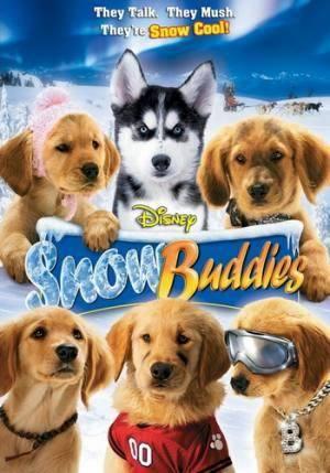 Обложка к фильму Снежная пятерка (Snow Buddies)